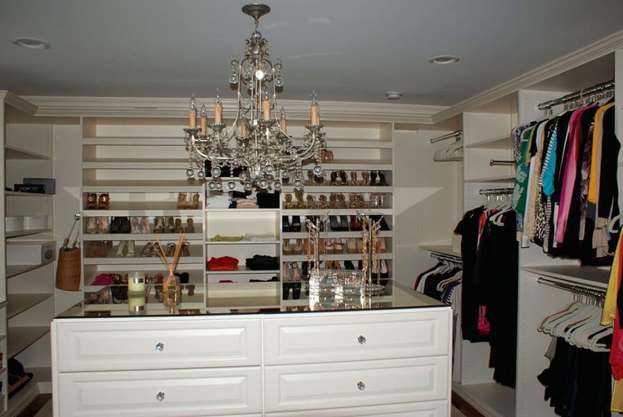 Walk-In Closets NY