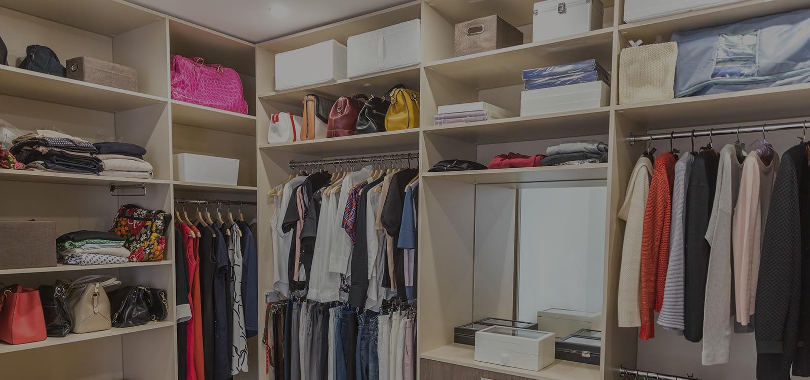 Custom Bedroom Closets