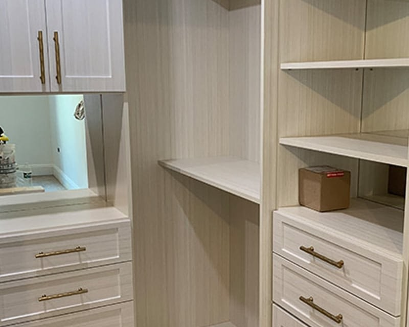 Custom Mudroom Closets