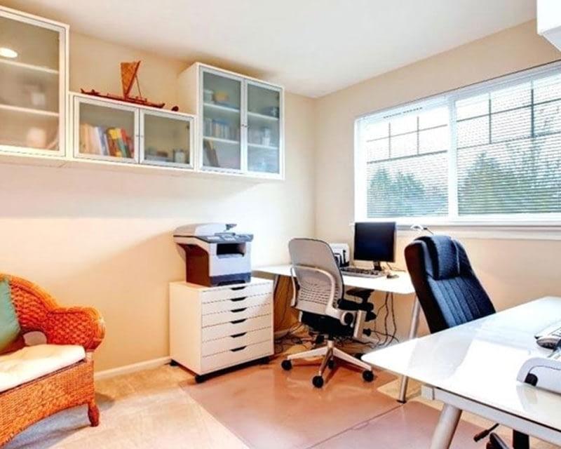 Custom Home Offices Design Long Island